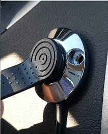 Driver-Identification-Keyfob-Reader