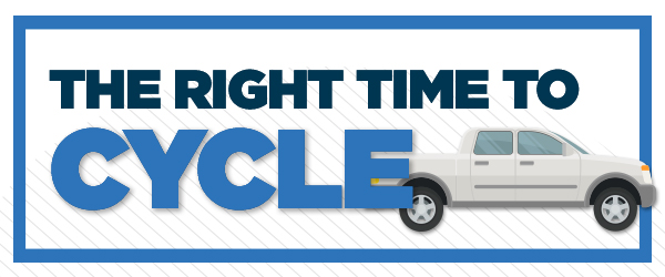 When to Cycle Your Fleet Vehicles